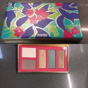 tarte Makeup - Tarte Golden Days Sultry Nights Eyeshadow Palette
